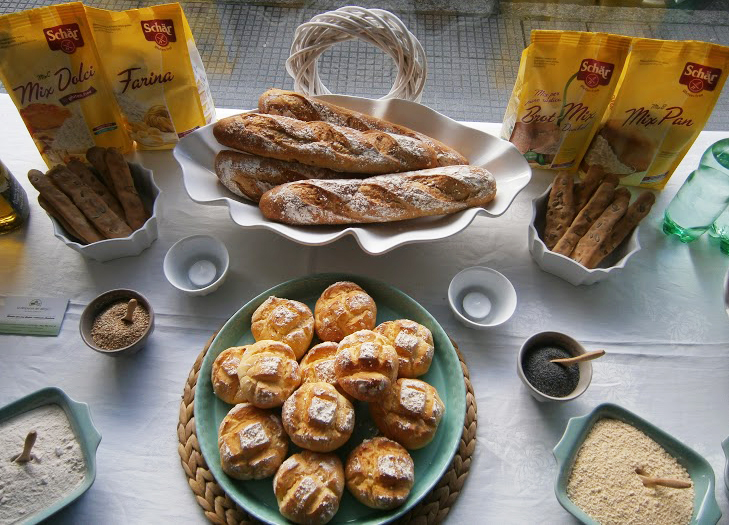 Nuevos talleres de Masas Sin Gluten
