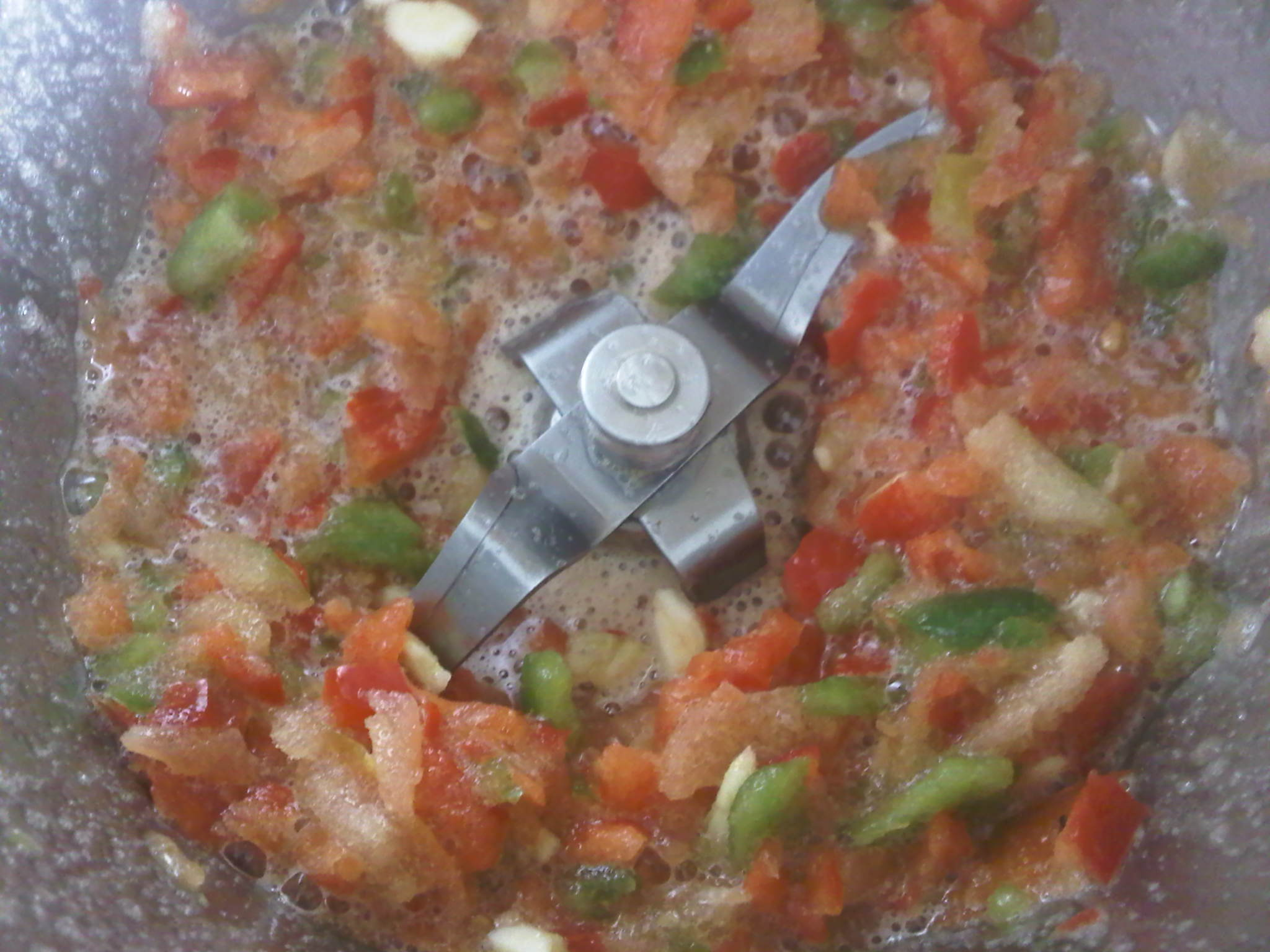 Pequeños restos...Grandes platos!!! Arroz de verduras y carne
