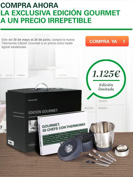 Thermomix® Edición Gourmet