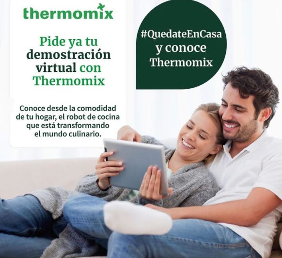 DEMOSTRACION VIRTUAL Thermomix® VIGO