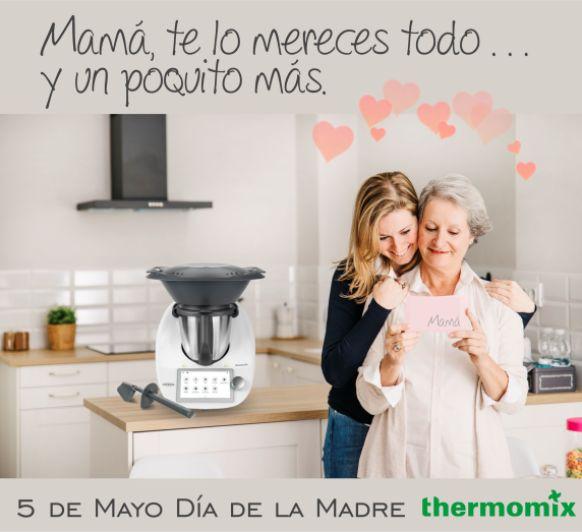 Día de la Madre, en Thermomix® Vigo