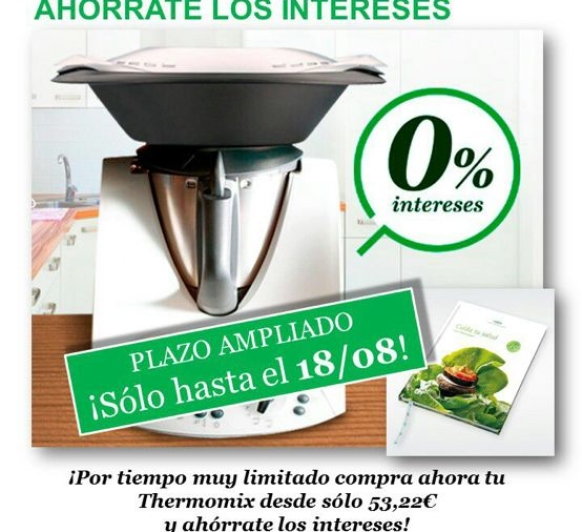 0% (Sin Intereses)