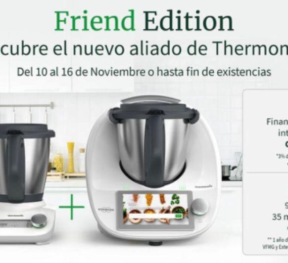 Thermomix® Friend descúbrelo en exclusiva