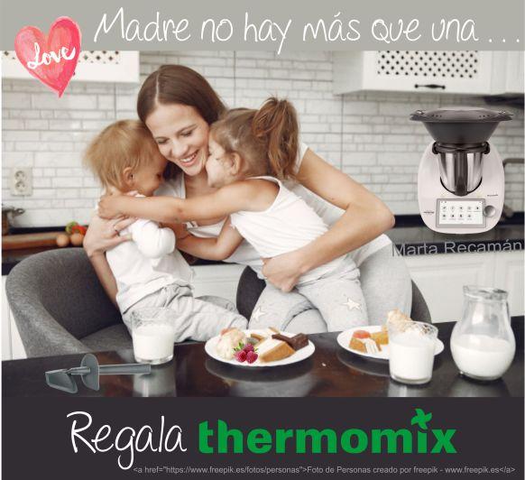 0% · Thermomix® ESPECIAL DÍA DE LA MADRE