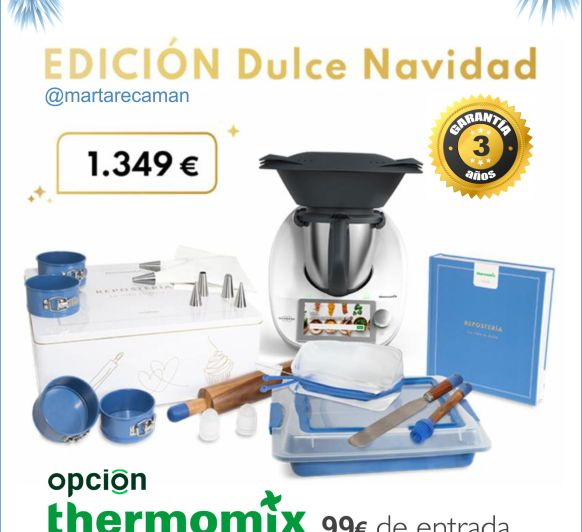 Thermomix® NAVIDAD 2020