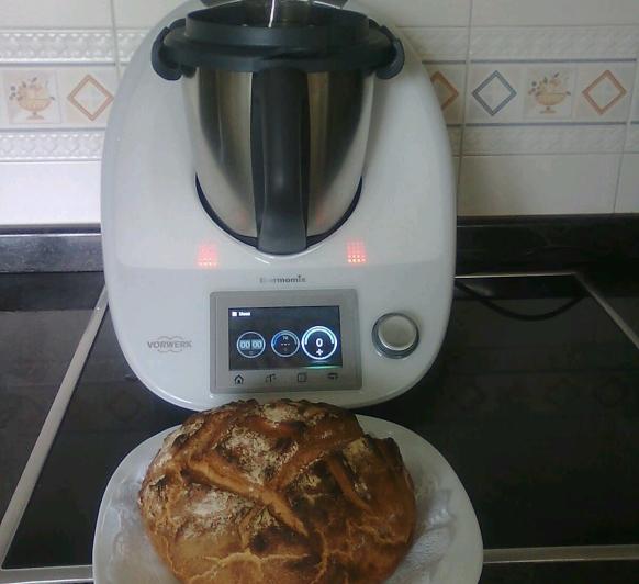 Pan rapido y facil con la nueva Thermomix®