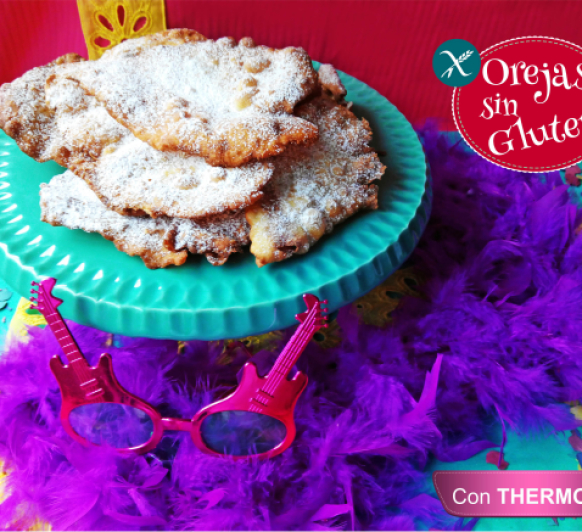 Orejas de Carnaval Sin Gluten
