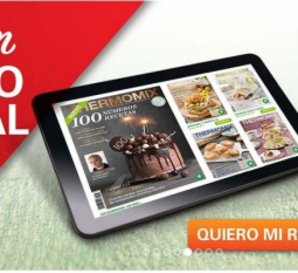 Revista Thermomix® disponible en internet