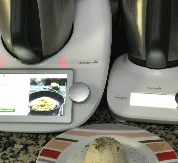 Risotto al parmesano