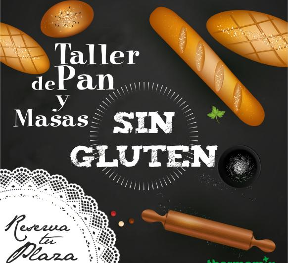 Taller de Masas Básicas Sin Gluten. Julio 2016