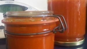 Cómo conservar tomate. Utiliza el varoma
