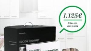 Nuevo promoción: Boletín Gourmet